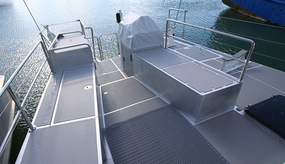 stainless steel for marine